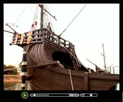 Christopher Columbus - Watch this short video clip