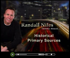 Historical Primary Sources Video - Watch this short video clip